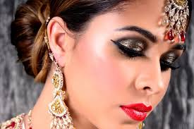 makeup school in asian bridal hair and makeup course london makeup school