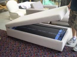 Fold Out Sofa Bed Ottoman Sofa Bed Melbourne Centerfieldbar Com