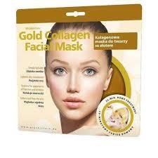 Collagen Mask glyskincare gold collagen mask collagen mask with gold