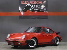 porsche for sale 911 1986 porsche 911 classics for sale classics on autotrader