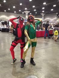Deadpool Halloween Costume Ideas 2013 Halloween Costumes Couple Halloween Costume Idea