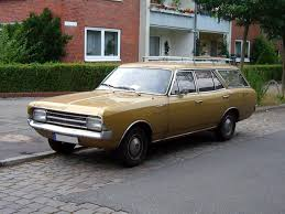 opel kapitan 1960 1966 opel sport series information and photos momentcar