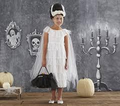 Bride Frankenstein Halloween Costume Ideas Big Kid Monster U0027s Bride Costume Pottery Barn Kids