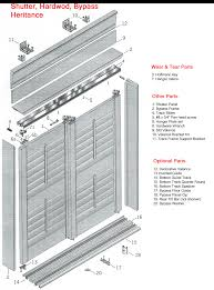 Valance Parts Diagrams For Window Coverings Blinds Parts