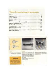 manual de usuario de renault 12 l tl 80