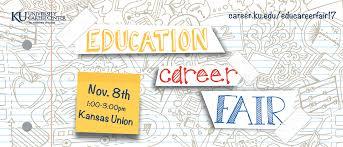 Ku Edwards Campus Map 2017 Education Career Fair University Career Center