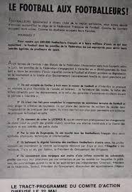 siege de la fff 22 mai 1968 occupation du siège de la fff par les enragés du