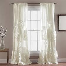 serena window curtain lush décor www lushdecor com