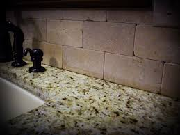 Marble Backsplash Kitchen by Tumbled Marble Backsplash With U Tumbled Marble Backsplash Kitchen