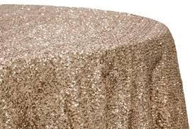 sequin tablecloth rental table cloth 120 chagne glitz sequin linens and events