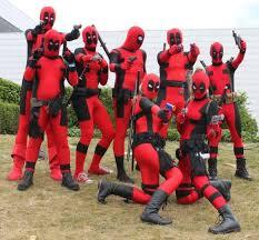 Deadpool Halloween Costume 25 Deadpool Costume Kids Ideas Mens