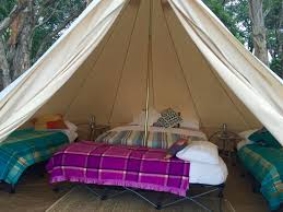 tent hire pitch luxury camping