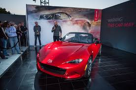 2016 mazda mx 5 miata automatic one week review