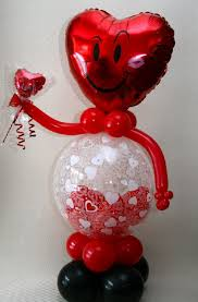 valentines baloons valentines day balloon ideas best 25 valentines balloons ideas on
