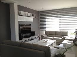 salon gris taupe et blanc chambre blanc et taupe best chambre with chambre blanc et taupe