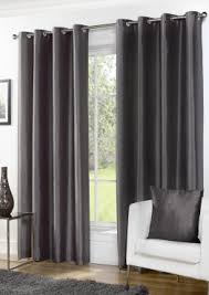 Silk Draperies Ready Made Grey Ready Made Curtains Curtains Com