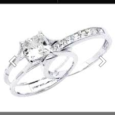 interlocked wedding rings interlocking diamond rings wedding promise diamond engagement