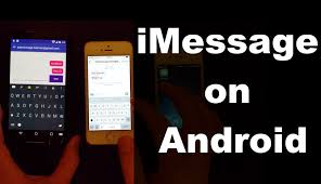 imessage android apk pie message imessage on android