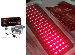led near infrared light led light therapy near infrared red light led light therapy