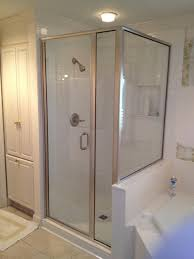 frosted glass shower doors 12 inch frosted glass shower enclosure
