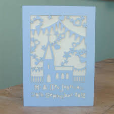 Laser Cut Invitation Cards Personalized Laser Cut Wedding Invitation Card Holycool Net