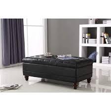 Black Velvet Tufted Bench Captivating Black Tufted Storage Bench With Velvet Tufted Storage