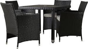 homer 5 piece outdoor dining set u0026 reviews joss u0026 main