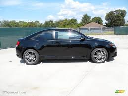 scion 2012 black 2012 scion tc standard tc model exterior photo 55184076