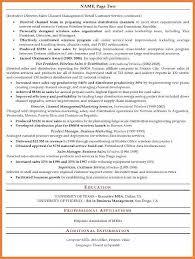 Program Manager Resume Pdf Senior Executive Resume Senior Executive Resume Sample Senior