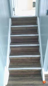 Laminate Flooring Stairs Laminate Flooring In Stair Treads With Out Flush Nosing