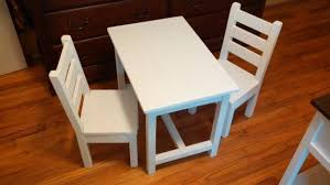 unfinished childrens table and chairs painted kids table and chair set child s children s furniture