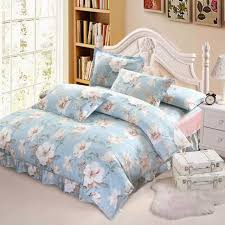 Pure Cotton Duvet Covers New Custom Size 100 Pure Cotton Duvet Cover Set Cover Bedding