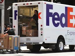 fedex misses on earnings cites hurricane harvey and tnt cyber