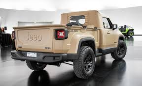 jeep revives the comanche as a renegade based trucklet u2013 news