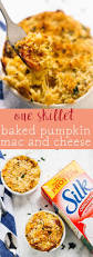 Pumpkin Food by Vegan Baked Pumpkin Mac And Cheese One Skillet Jessica In The