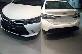 Spyshots Is This The New Toyota Corolla Altis Facelift Auto
