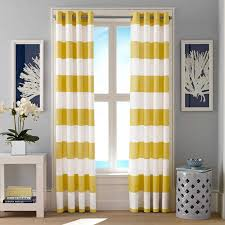 bright yellow curtain panels instacurtains us