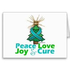 ovarian cancer holidays greeting cards ovarian cancer