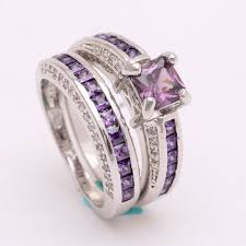 Purple Wedding Rings by Search On Aliexpress Com By Image