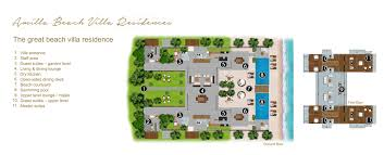 Harrods Floor Plan The Great Beach Villa Residence Amilla Beach Villa Residences