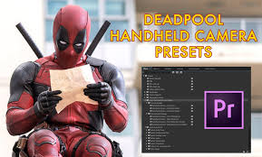 adobe premiere cs6 templates free download putting deadpool into practice premiere pro project template and
