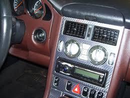Mercedes Benz Interior Colors Interior Color Change Mercedes Benz R170 Slk Mercedes Benz