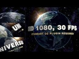 my after effects template universal like cinematic logo intro put