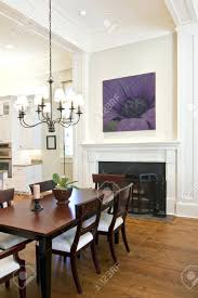 dining table in front of fireplace dining room dining room fireplace beautiful with looking out to