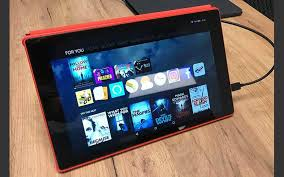 amazon black friday vire hd 8 amazon fire hd 10 2017 hands on review what hi fi