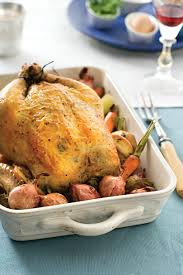 roast chicken recipes for every of the week southern living