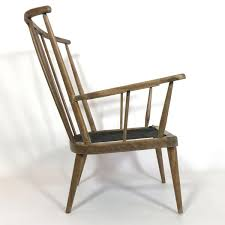 Wooden Arm Chairs Living Room Armchair Wood And Fabric Armchair Wood Frame Chair With Cushions