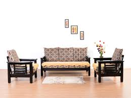 Sell Old Furniture Online Bangalore Ruffin Teak 5 Seater Sofa Set Buy And Sell Used Furniture And