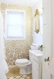 wallpaper ideas for small bathroom 15 small bathroom decorating ideas small bathroom