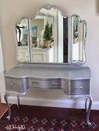 Vanity Table With Lighted Mirror Diy by Vanity Table With Lighted Mirror And Bench Furniture Captivating